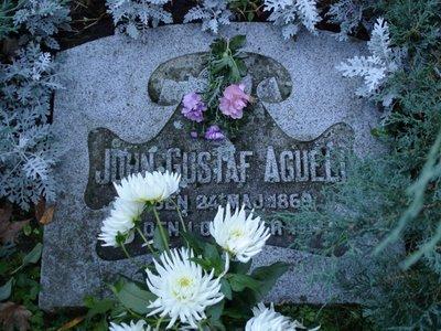 Ivan Aguélis grav 1 okt 2006