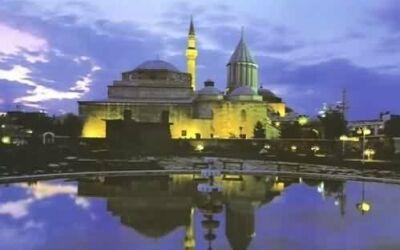 Rumis mausoleum