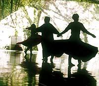 Sufi whirl
