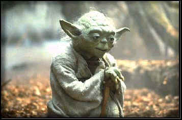Yoda - the green one