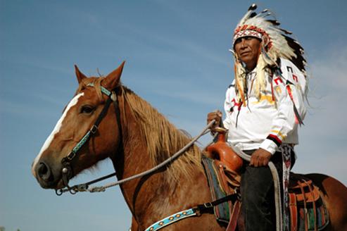 Arvol Looking Horse