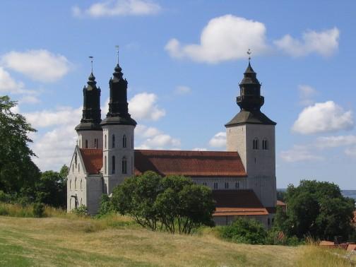 Sankta Maria domkyrka - Visby