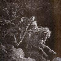 Traditionella perspektiv på döden och döendet